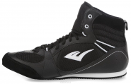 Боксерки Everlast Low-Top Competition 9 чёрный 501 9 BK
